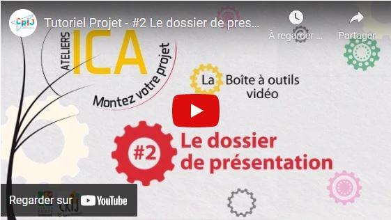 Monter un projet - Tuto vidéo 2