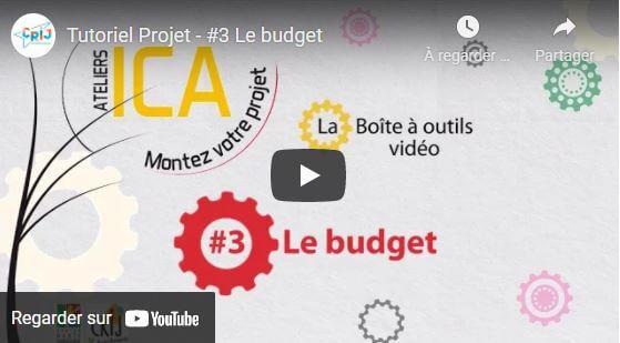 Monter un projet - Tuto vidéo 3